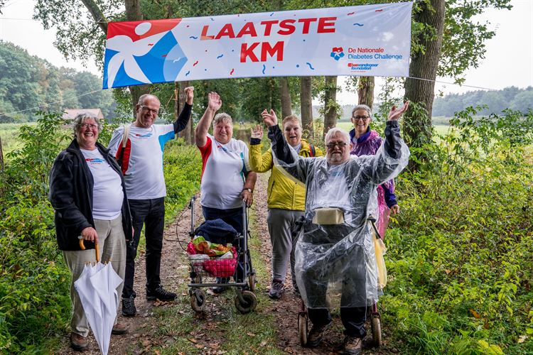 Nationale Diabetes Challenge 2018