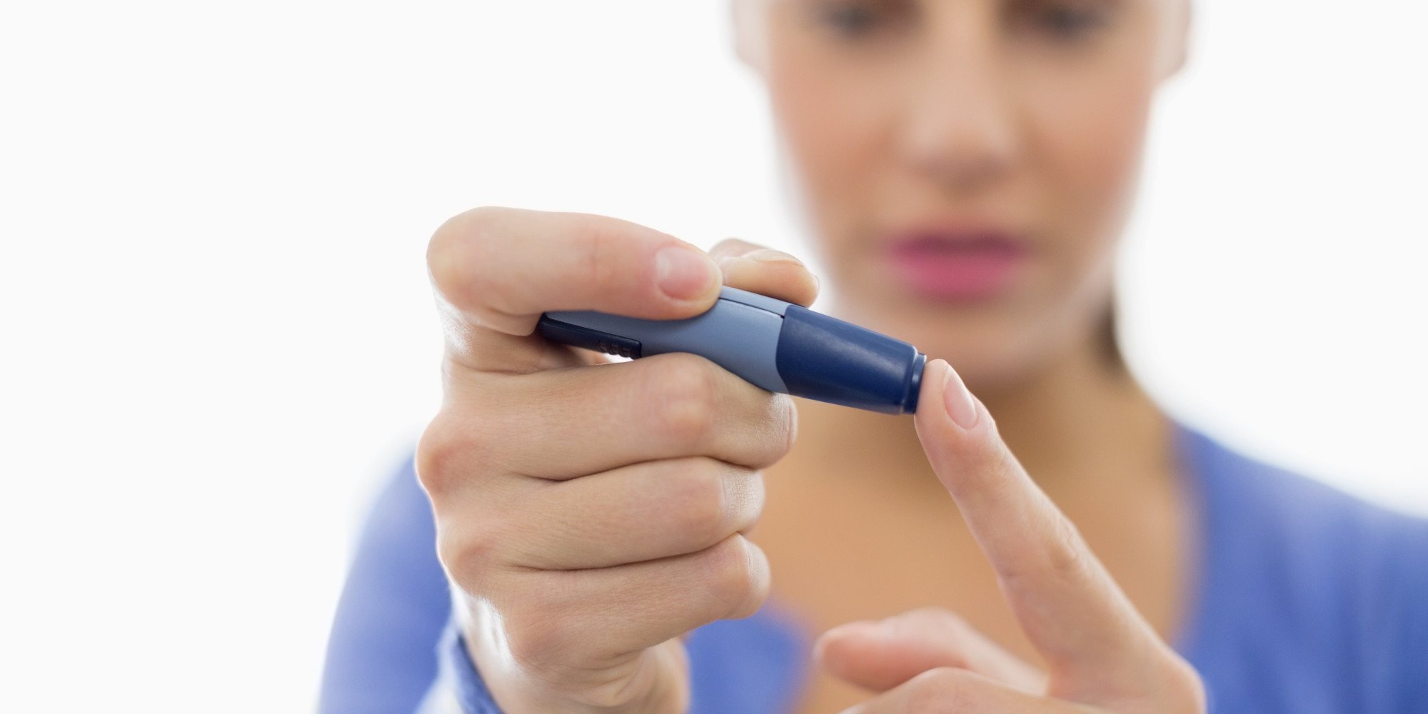 Diabetes prikken zelfmanagement